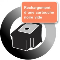 CARTOUCHE D'ENCRE Type CANON CLI-526Y/4543B001