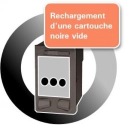 RECHARGEMENT CARTOUCHE D'ENCRE Type HP 21XL/C9351A
