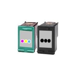 RECHARGEMENT d'une CARTOUCHE D'ENCRE Type HP 300xl color/CC644E