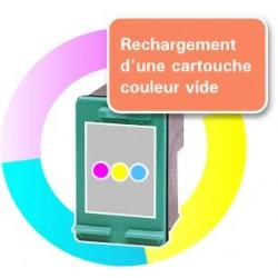 RECHARGEMENT d'une CARTOUCHE D'ENCRE Type HP 339/C8767E