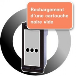 RECHARGEMENT d'une CARTOUCHE D'ENCRE Type HP 344/C9363E