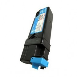 TONER Type DELL 593-10259 ou DELL 1320C CYAN
