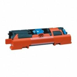 TONER Type HP C9701A ou HP Q3961A ou CANON EP87 ou CANON EP701