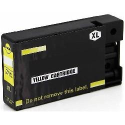 CARTOUCHE D'ENCRE Type CANON PGI-1500xl jaune