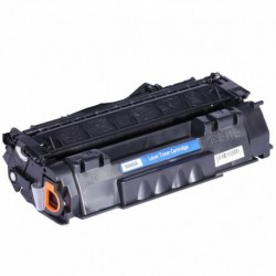 TONER Type HP Q5949A ou HP Q7553A ou CANON CRG715 ou CANON EP708