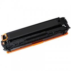 TONER Type HP CC530A-304A ou HP CF380A-312A ou HP CE410-305A ou CANON CRG718BK