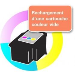 RECHARGEMENT CARTOUCHE D'ENCRE Type CANON CL-546xl